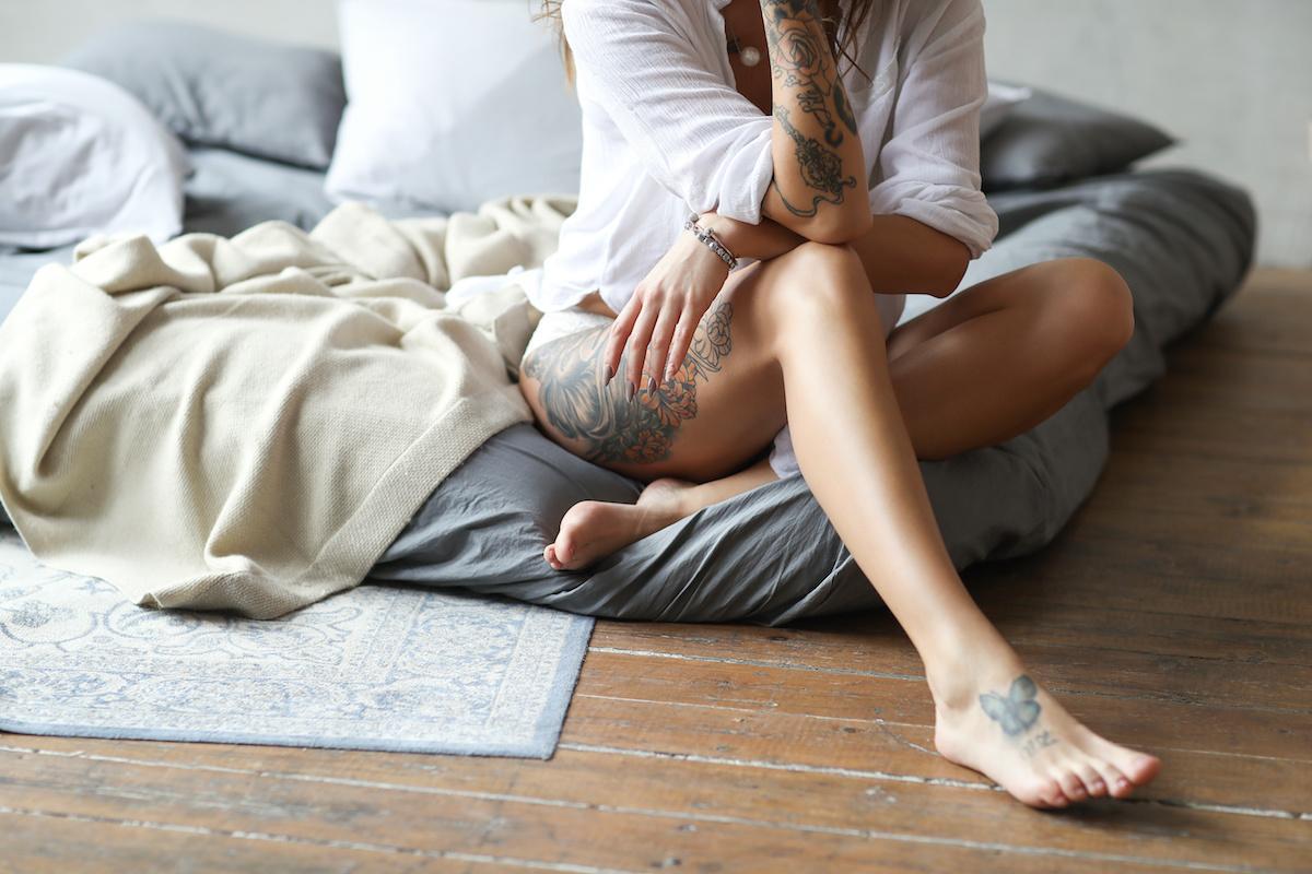 Kobiety Go Pokochały Tatuaż Na Udzie Najpiękniejsze Wzory