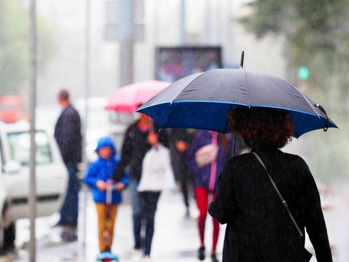 Załamanie pogody - 22 maja