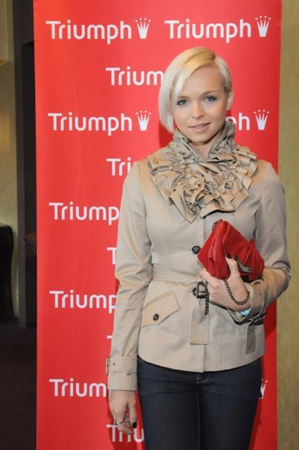 Pokaz bielizny Triumph - jesień-zima 2010/11 - galeria