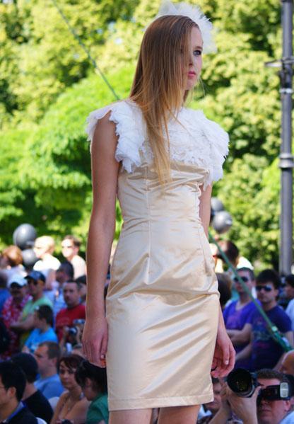 Finding Neverland, Milita Nikonorov, WFS 2010, pokaz mody