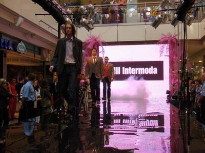 Pokaz Intermody w Galerii Dominikańskiej - zdjęcie