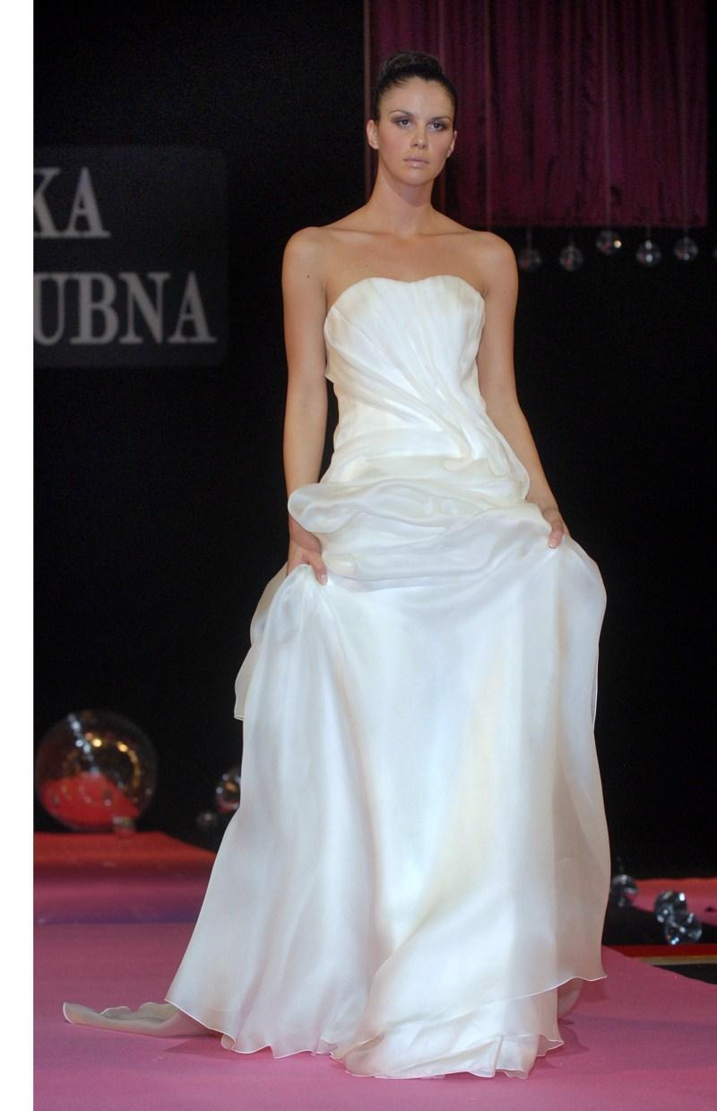 Pokaz kolekcji ślubnej Macieja Zienia - zdjęcie