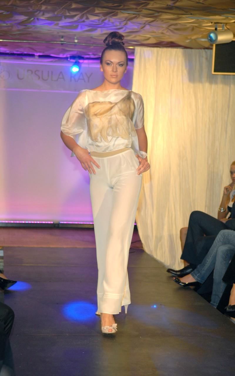 Pokaz kolekcji Ursuli Ray - lato 2009