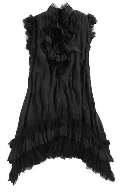F&F Blue, kolekcja jesień-zima 2010-2011, sukienka, 75 zł