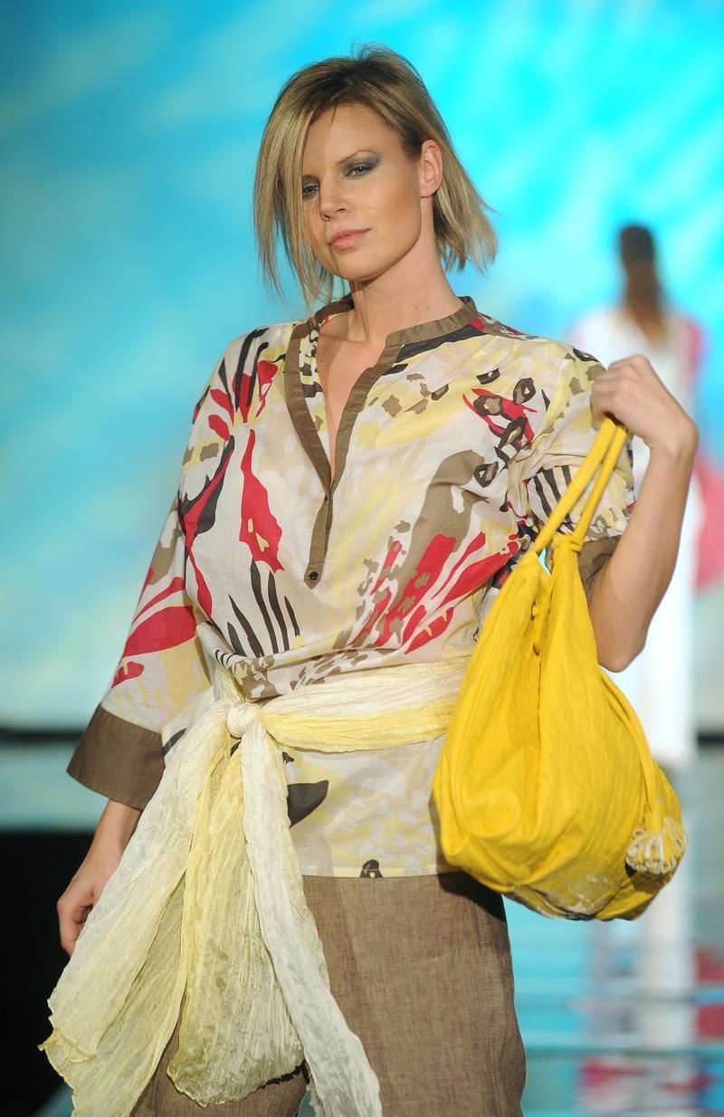 Pokaz mody marki Olsen - wiosna/lato 2009 - zdjęcie