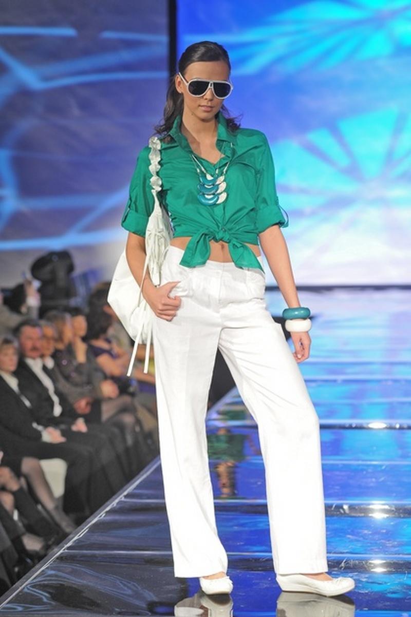 Pokaz mody marki Olsen - wiosna/lato 2009 - Zdjęcie 31