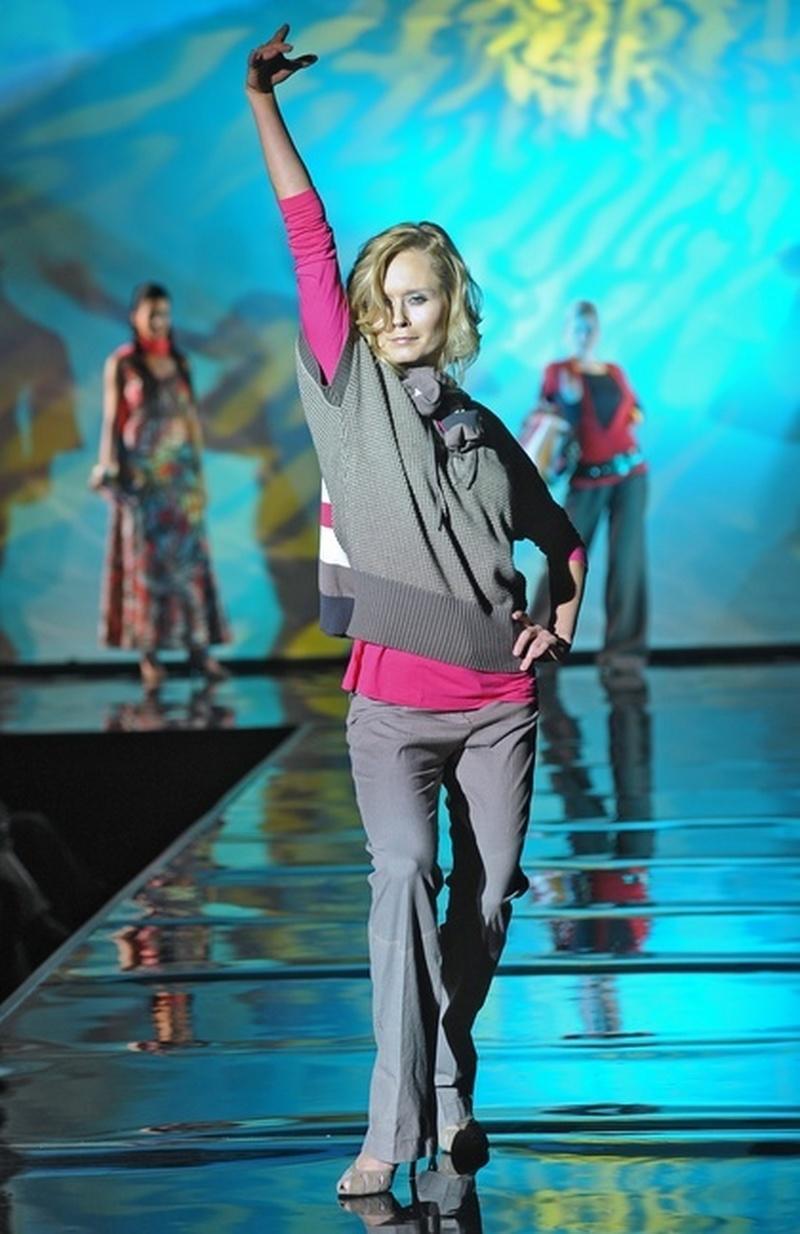 Pokaz mody marki Olsen - wiosna/lato 2009 - Zdjęcie 44