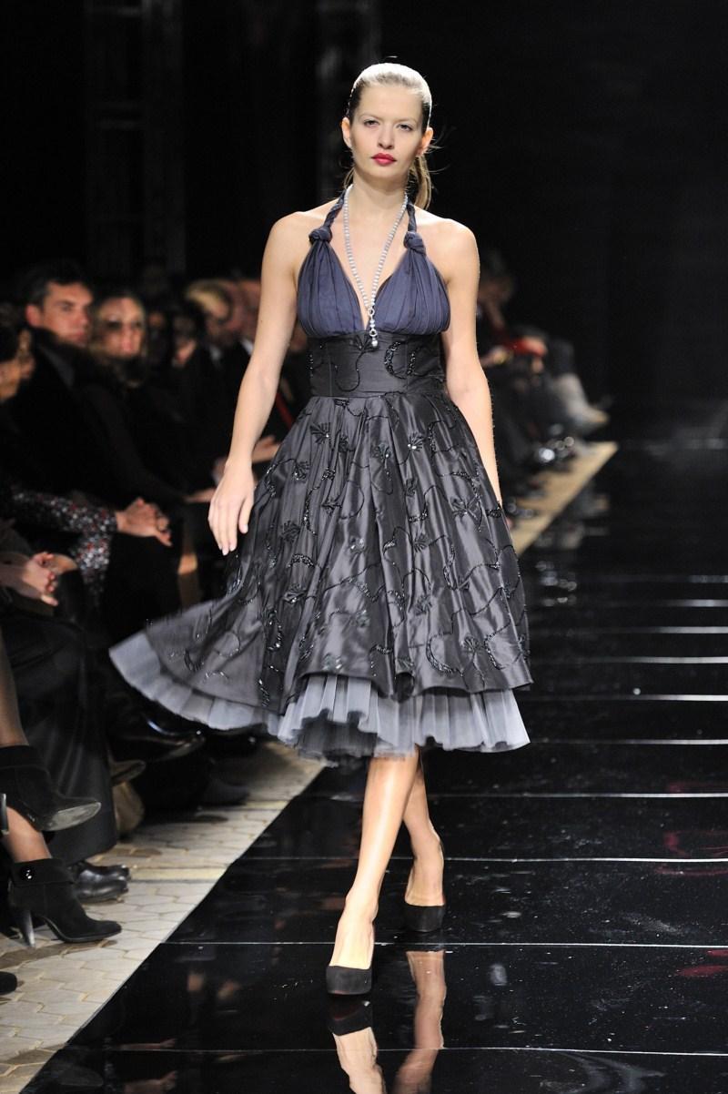 czarna sukienka Teresa Rosati