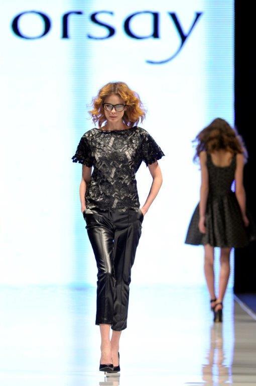 Pokaz Orsay - jesień/zima 2013 na Fashion Week Poland