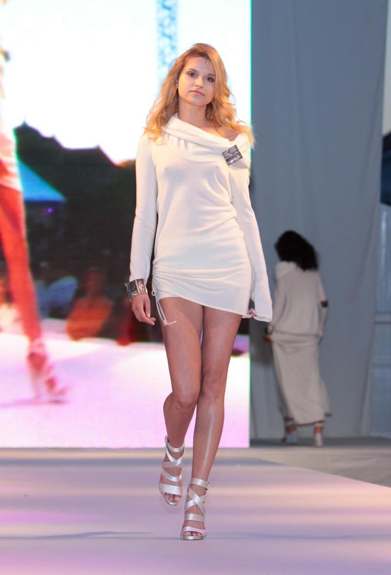 Pokaz Saverio Palatelli oraz biżuterii Anny Horseckiej na Sopot Fashion Day 2009 - Zdjęcie 28