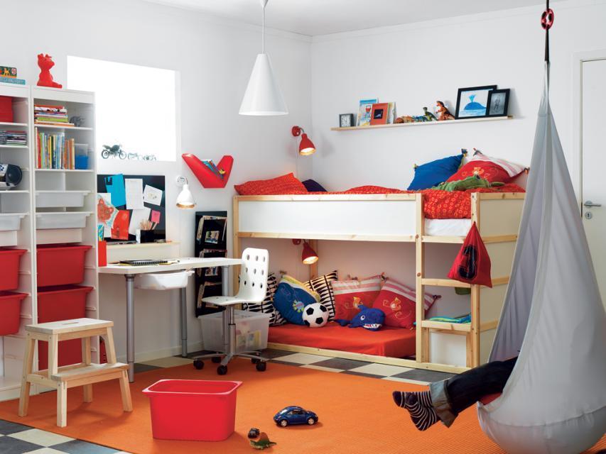 pok j dla ch opca aran acje wn trz. Black Bedroom Furniture Sets. Home Design Ideas
