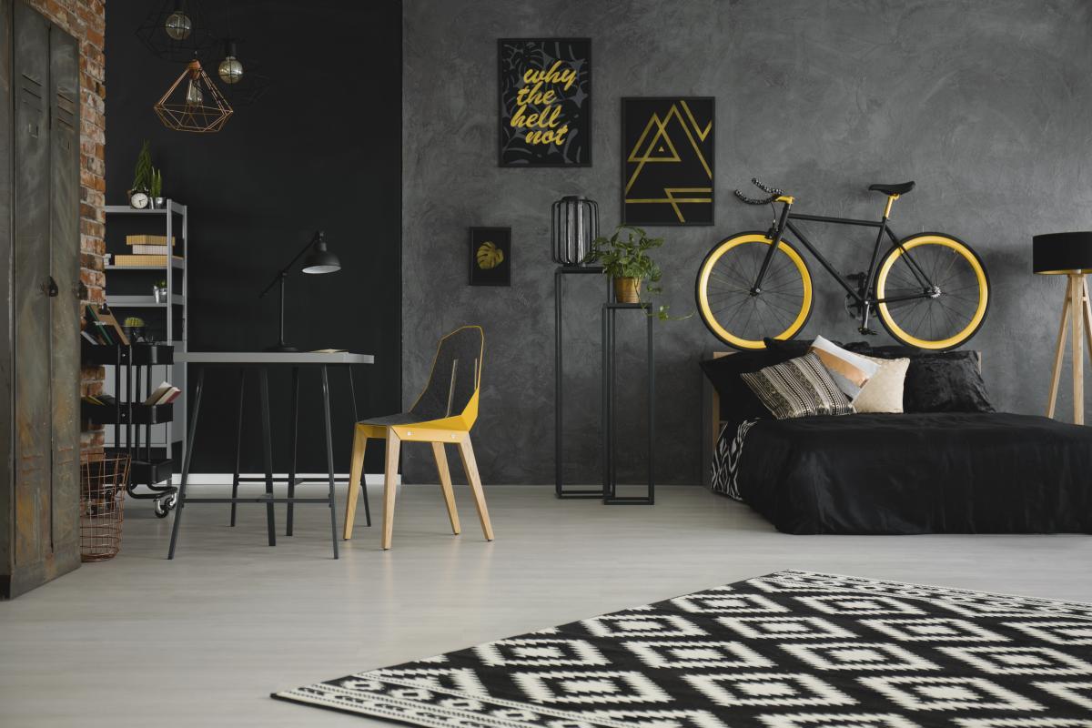 projekt pokoju dla chłopca nastolatka