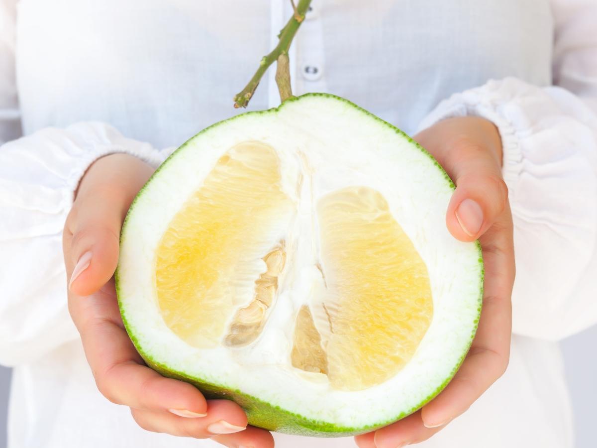 Pomelo owoc