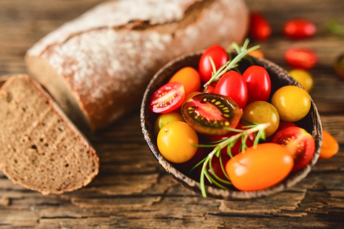 Pomidorki koktajlowe na przetwory