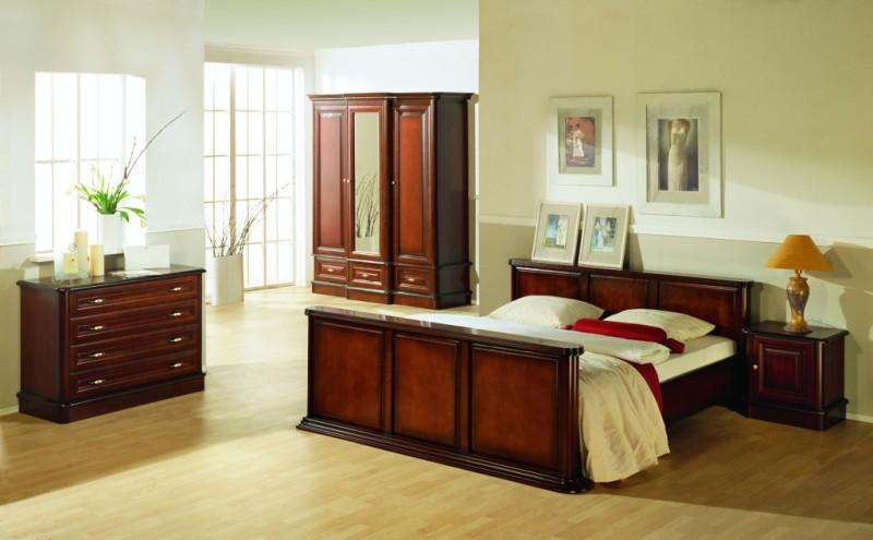 Pomysły na piękną sypialnię od Mebli Krysiak - Zdjęcie 6