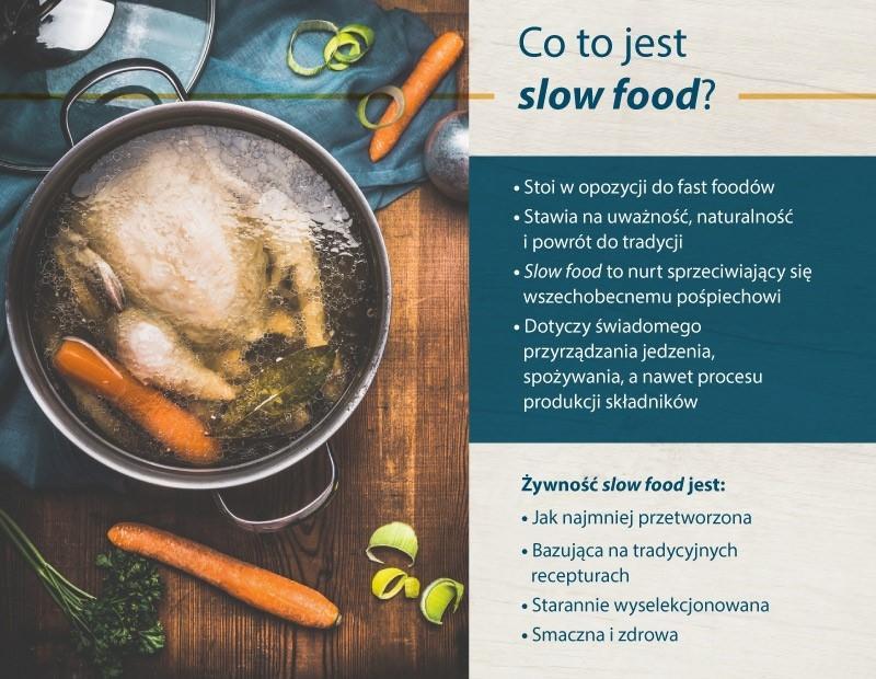 Co to jest slow food?