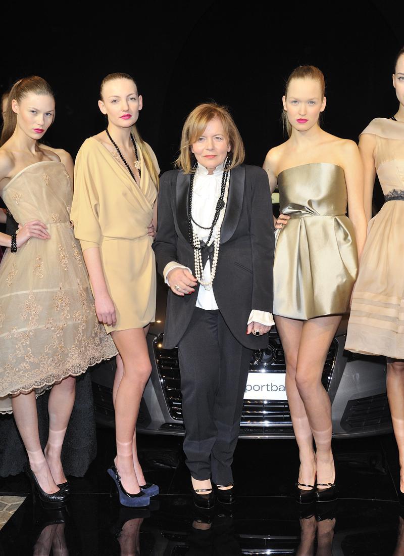 Teresa Rosati, pokaz kolekcji 2011, fot. MWmedia