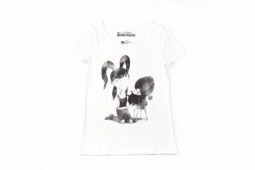 Mroczne Postaci i Straszne Zwierzaki - Tim Burton dla marki Springfield 2012