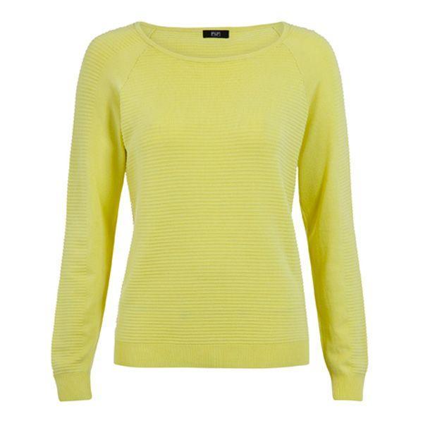Żółty sweter F&F, cena
