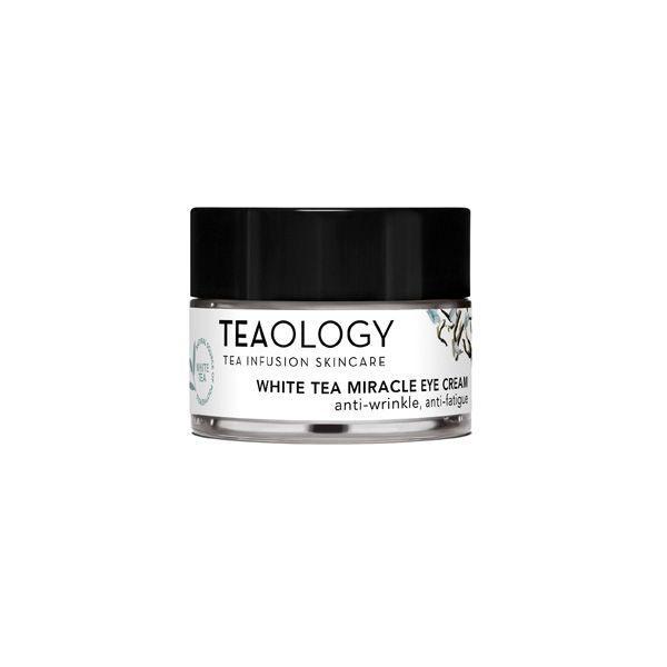 Przeciwstarzeniowy krem do twarzy i szyi na bazie esencji z białej herbaty Teaology, cena