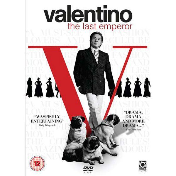 """Valentino - """"The last emperor"""""""