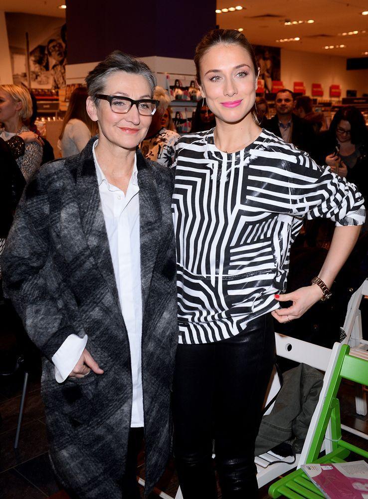 Natalia Klimas z mamą