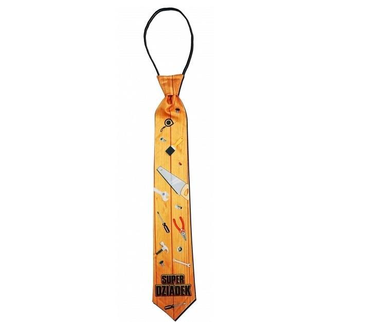 krawat dla dziadka, prezent dla dziadka