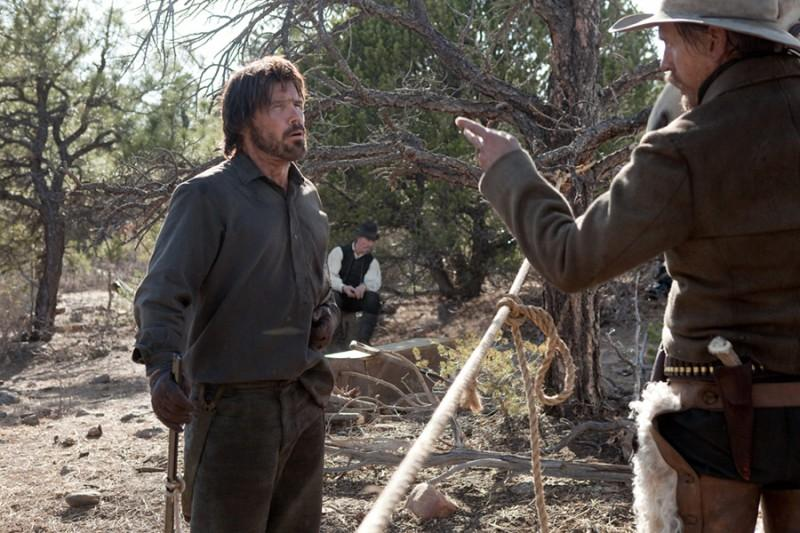 Prawdziwe męstwo (reż. Ethan Coen, Joel Coen) - zdjęcie