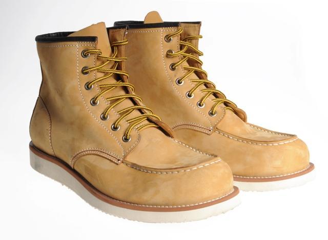 Prawdziwie męskie buty na jesień i zimę - galeria