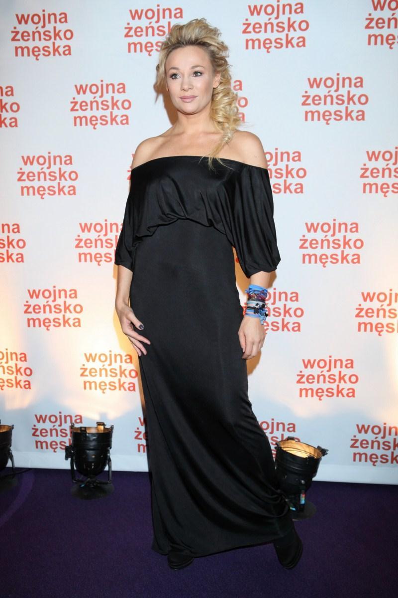 Sonia Bohosiewicz - Premiera filmu Wojna żeńsko-męska