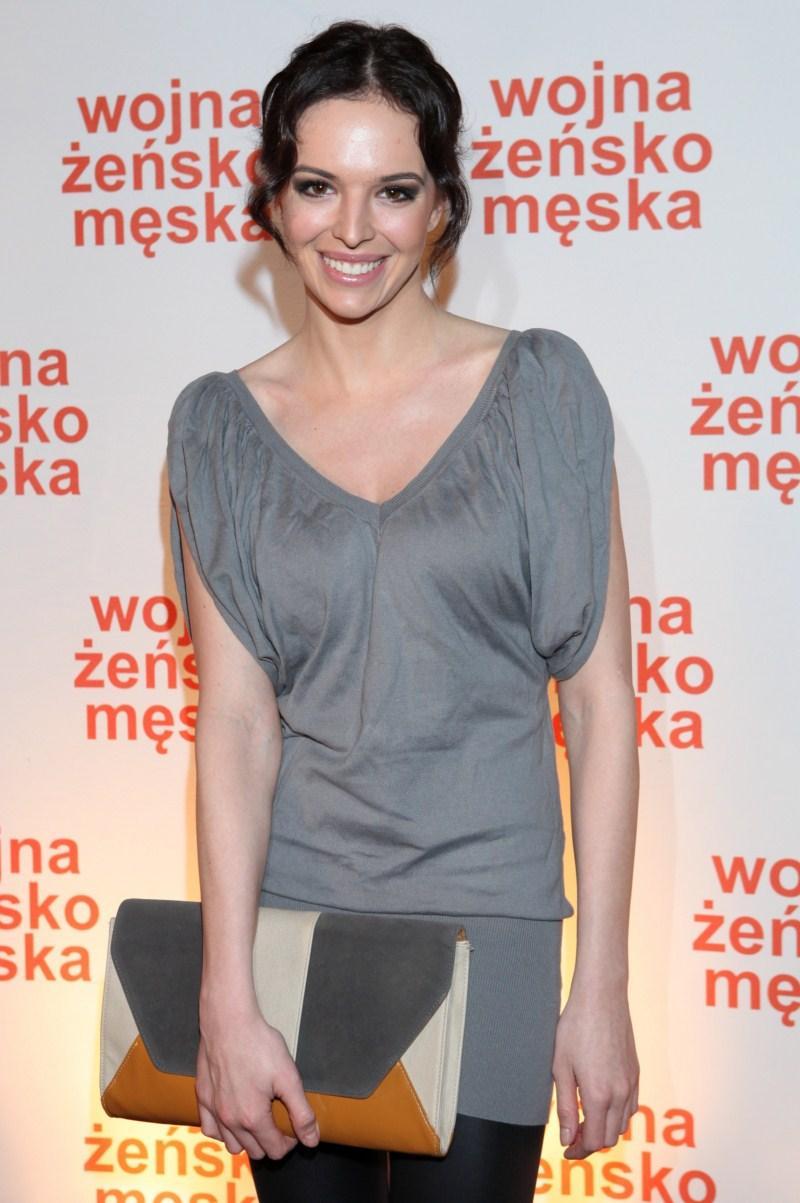 Anna Wendzikowska - Premiera filmu Wojna żeńsko-męska