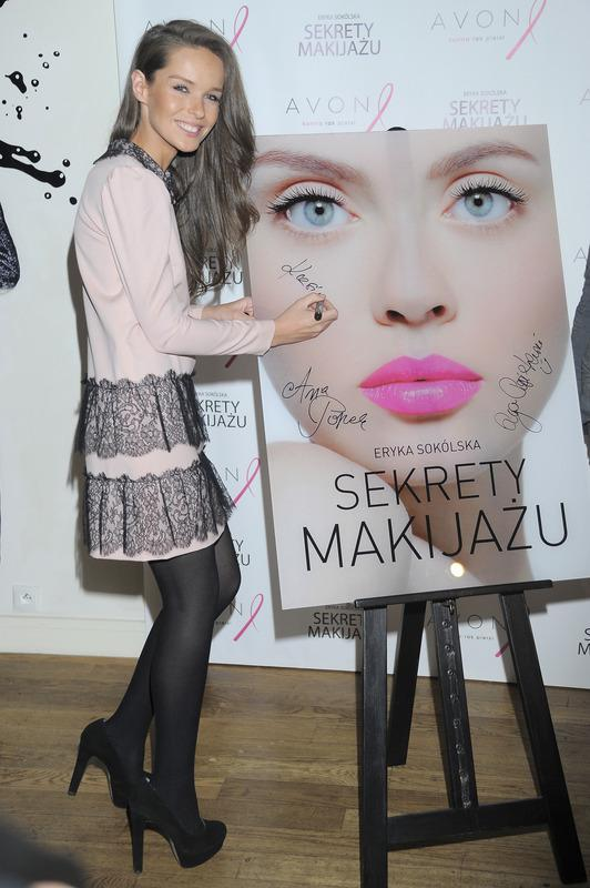"Premiera książki ""Sekrety makijażu"""