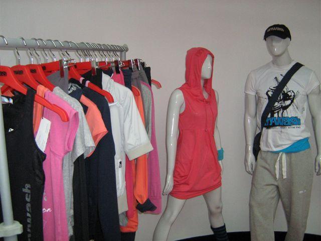 Drywash - prezentacja sportowej kolekcji na wiosnę 2011
