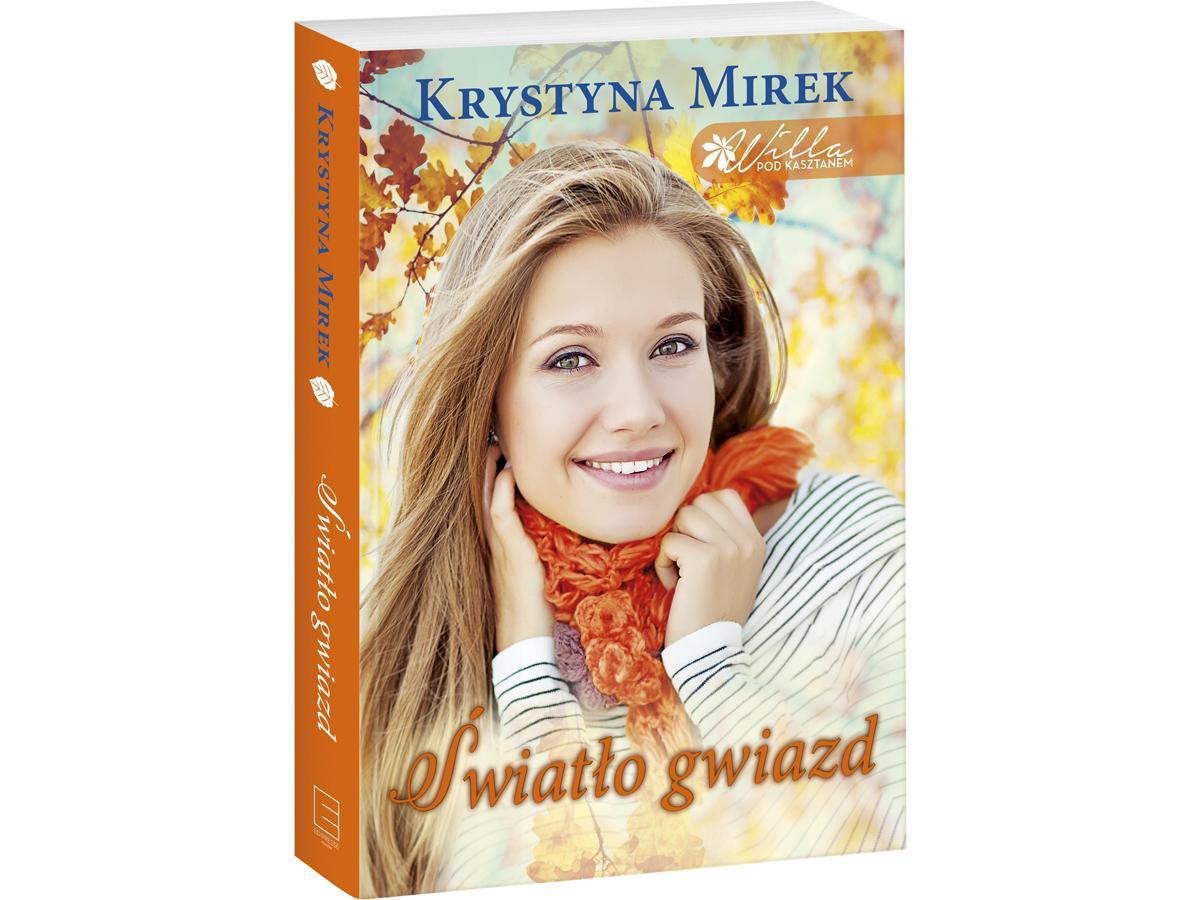 książkowe nowości wrzesień - Krystyna Mirek, Światło gwiazd