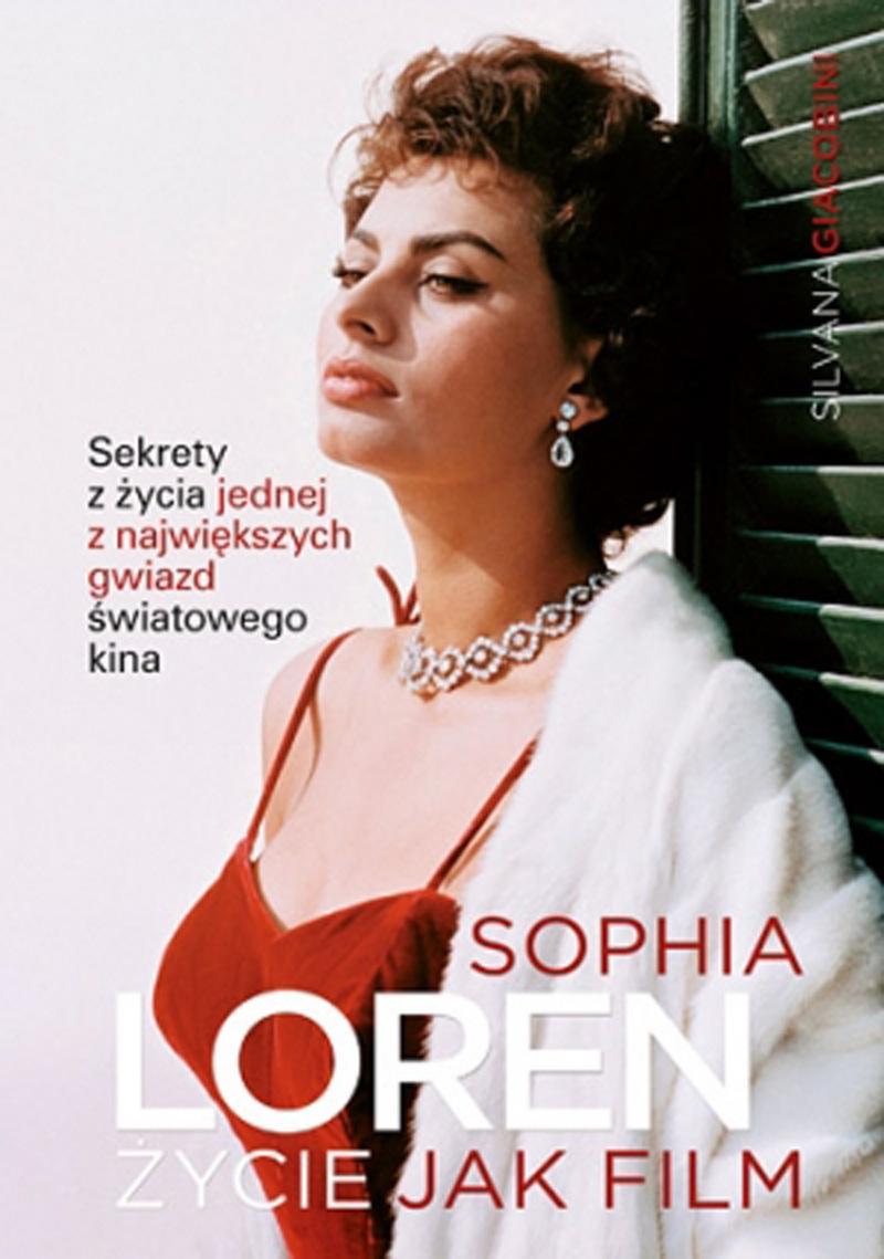 Sophia Loren. Życie jak film, Silvana Giacobini