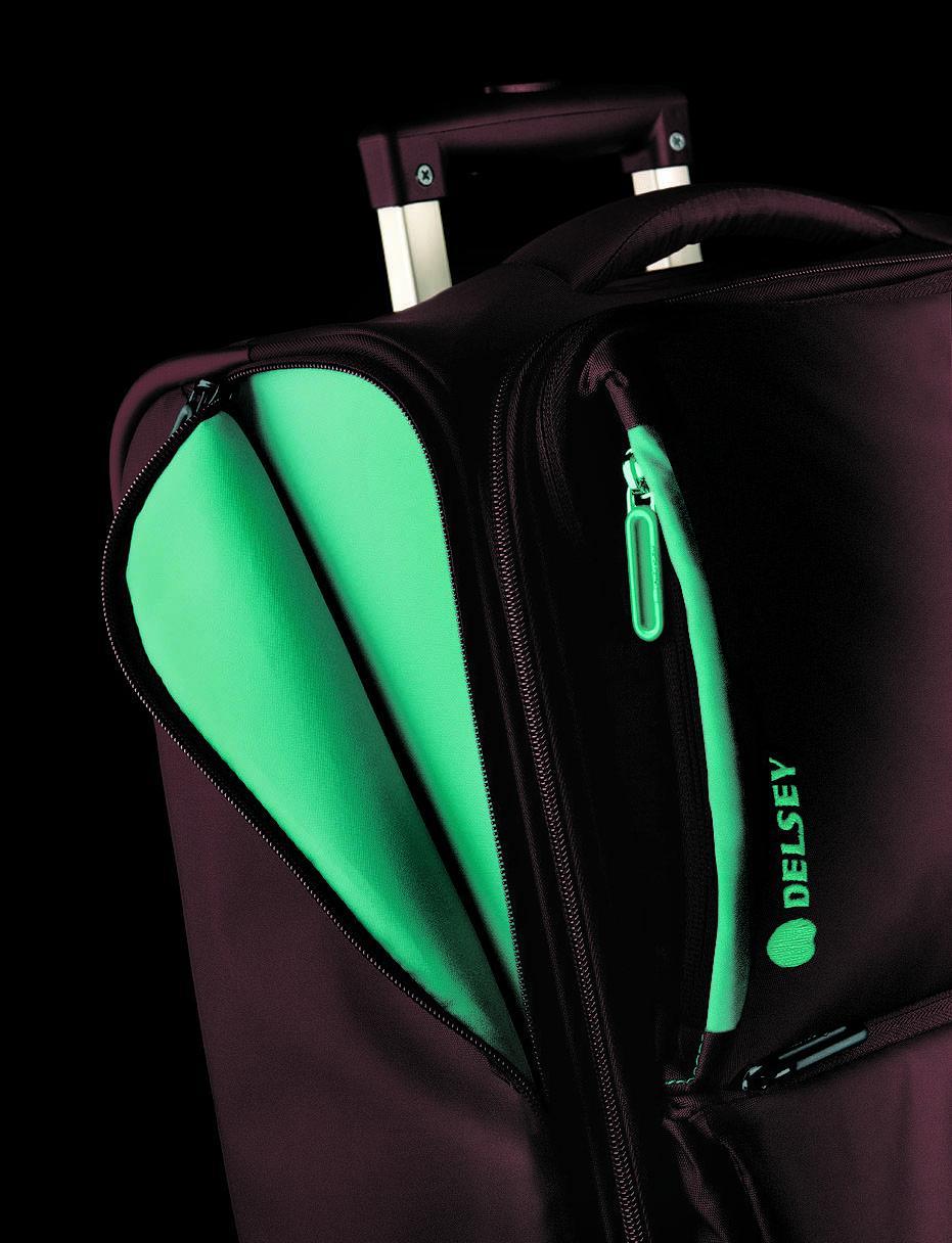 Prestiżowe bagaże podróżne i biznesowe - Zdjęcie 3