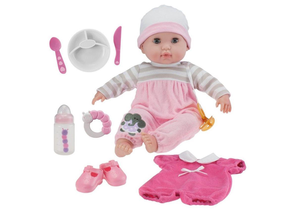 Pierwsza lalka, Berenguer