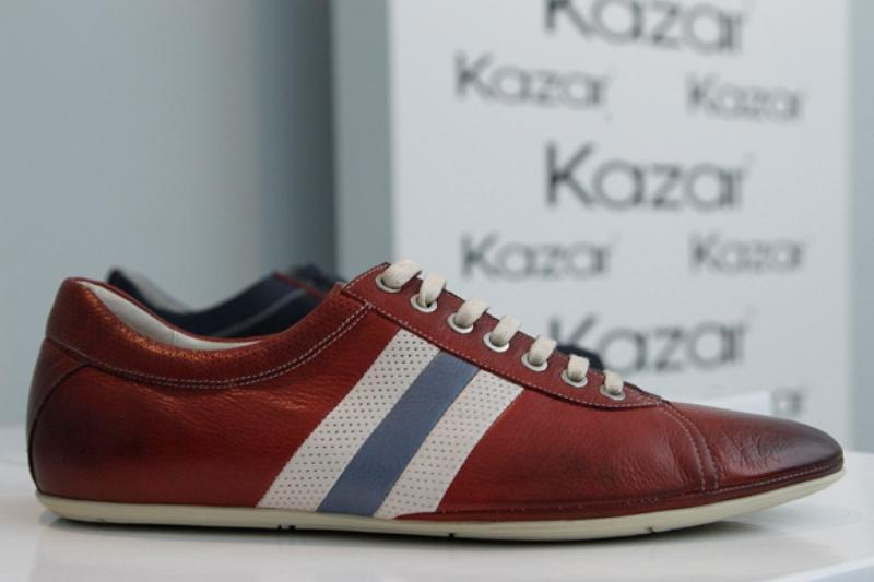 Prezentacja kolekcji Kazar - wiosna/lato 2013