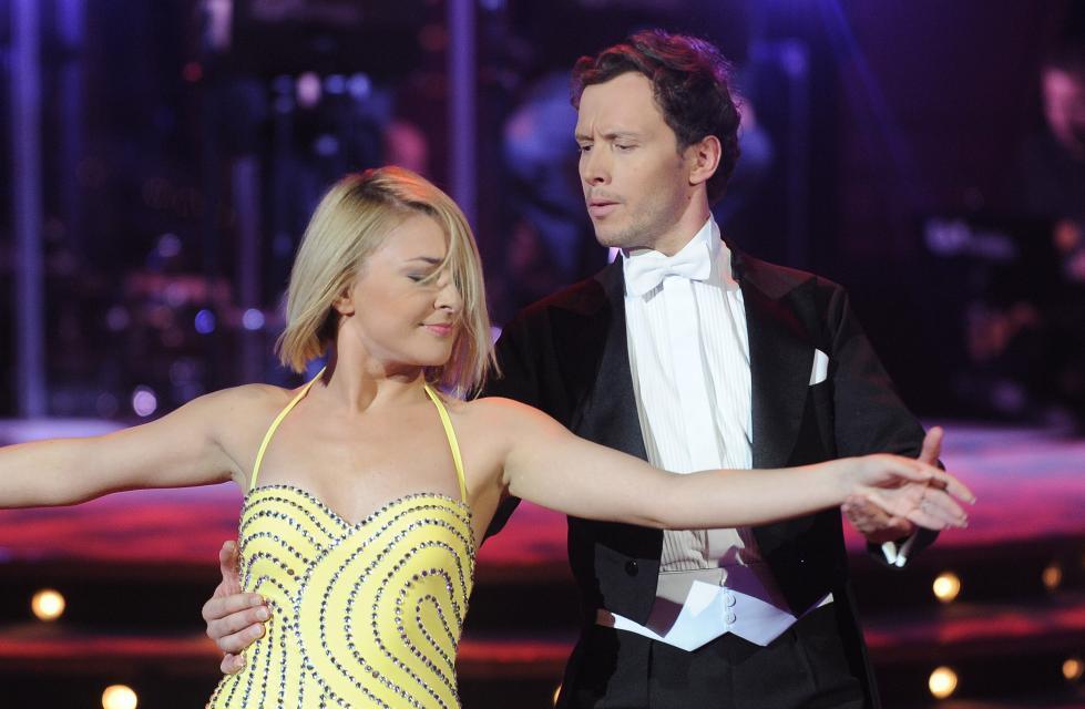 Andrzej Deskur i Katarzyna Krupa