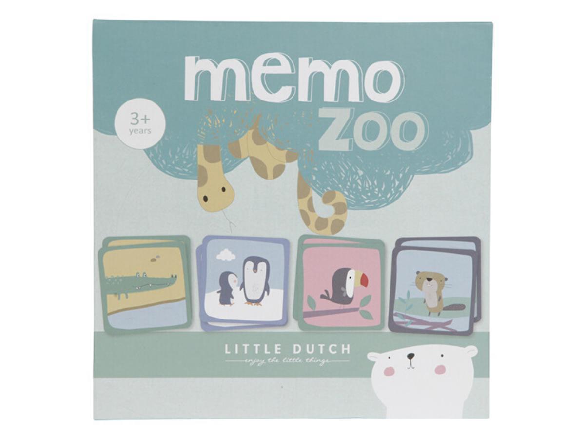 Memo Zoo Little Dutch