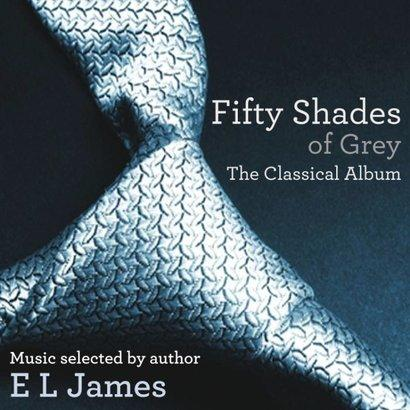 "CD ""Fifty Shades Of Grey - The Classical Album"", merlin.pl, 53.99 zł"