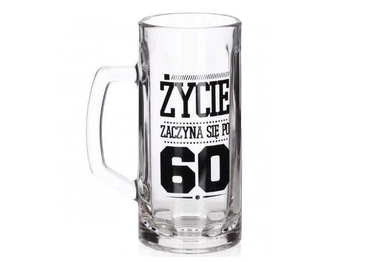 kufel do piwa, garneczki.pl, cena: 16 zł.