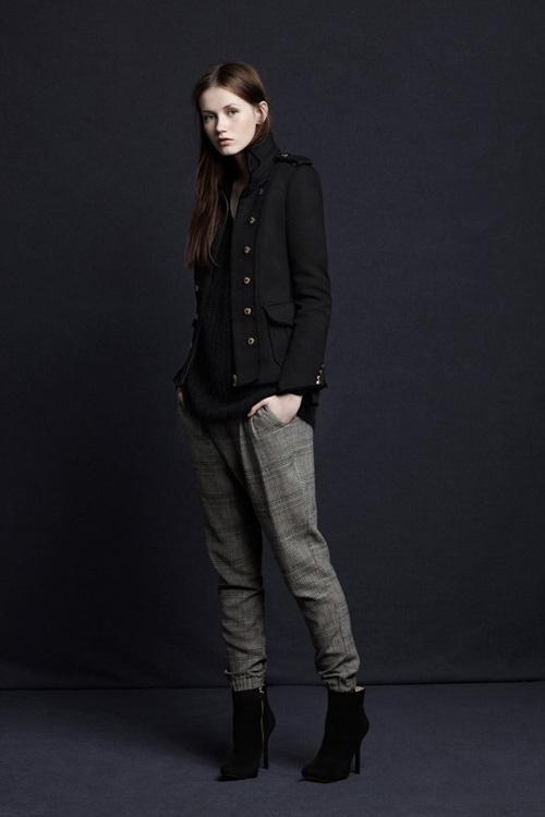 Listopadowy lookbook Zara TRF