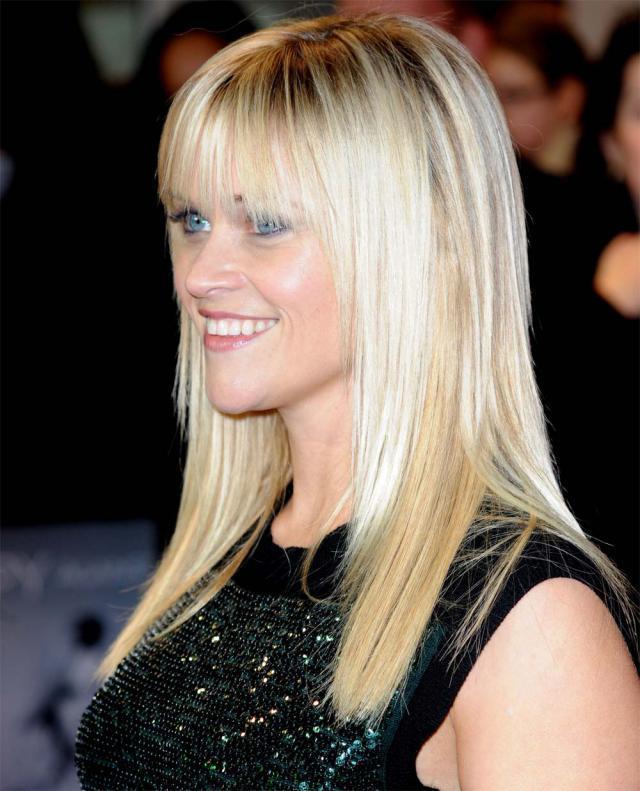 fryzury gwiazd, Reese Witherspoon