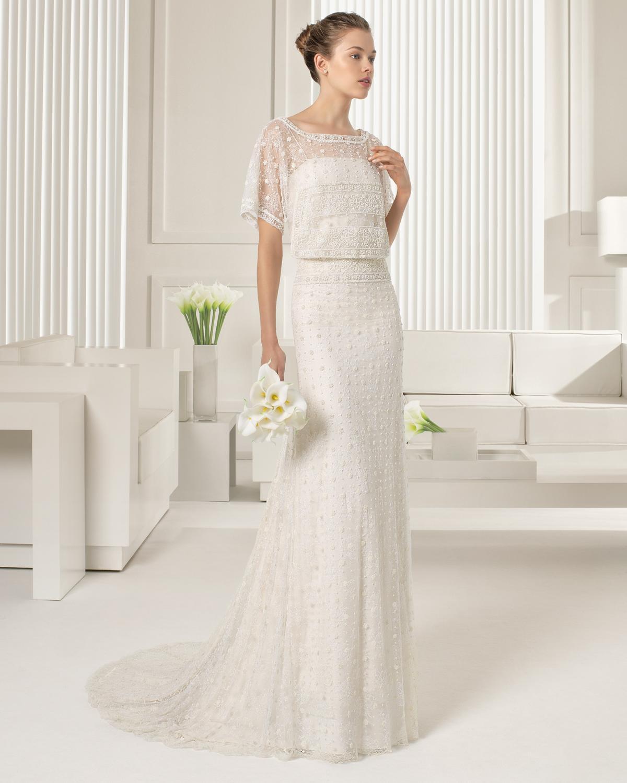9ca7219170b5f suknia ślubna Rosa Clara - Suknie ślubne Rosa Clara 2015 - Suknie ...