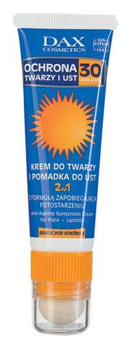 Przeciwsłoneczne kosmetyki do miejsc wrażliwych