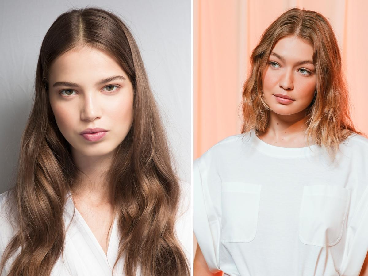 Modne Fryzury 2019 12 Propozycje Dla Krótkich I Długich Włosów