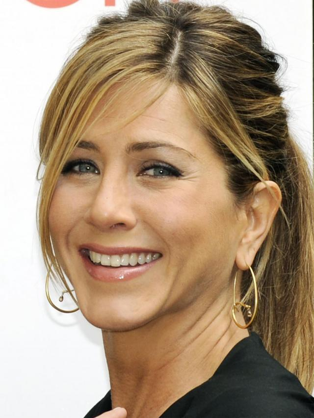 Jennifer Aniston, styl gwiazd