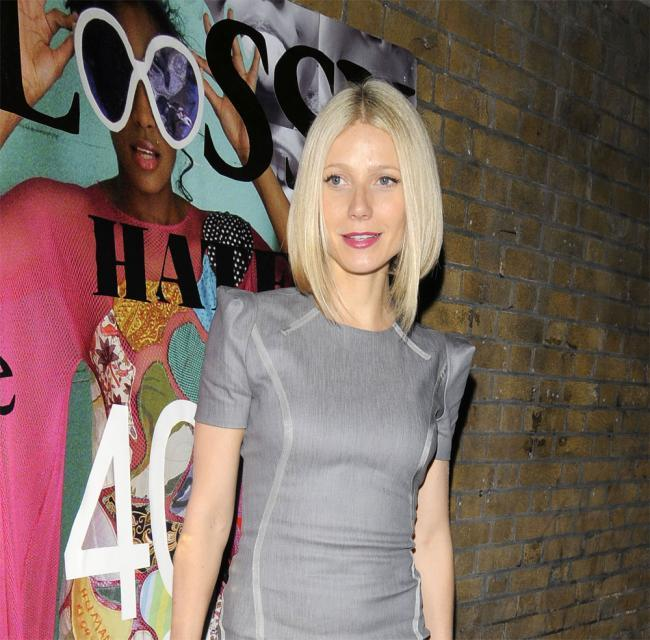 Gwyneth Paltrow, styl gwiazd