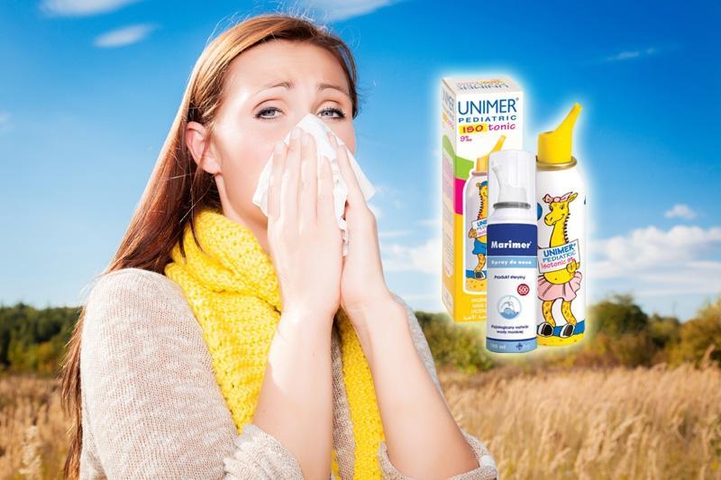 Leki na alergiczny katar sienny